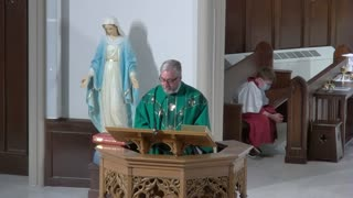 First Saturday - Our Lady's Saturday - Homily