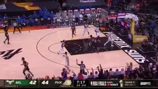 BUCKS at SUNS | FULL GAME 5 NBA FINALS HIGHLIGHTS