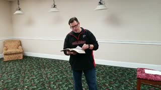FaithPoint Sermon: Amazing Grace My Chains Are Gone