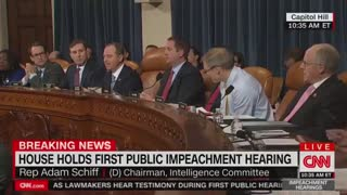 Schiff says he doesn't know identity of whistleblower