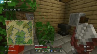 Episode #24 - Minecraft - Let's Play - Enchanting Hut