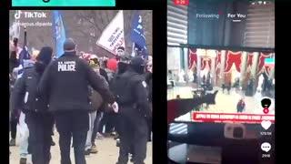 Capitol Police Let Patriots Into U.S. Capitol During 2020 Electoral College Votes