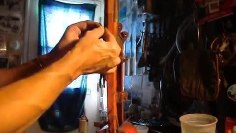How to install the Velosolex Solex carburetor shield