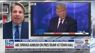 Fox News' Laura Ingraham Slams Trump's ABC Town Hall, Calls It 'An Ambush'