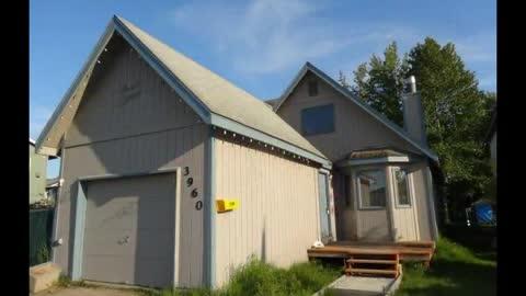 Alaska Real Estate King Home for Sale 3960 W 86th Avenue Anchorage AK 99502