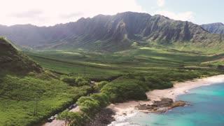 Extraordinary Beach Cinematic Footage