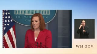 LOL: Psaki Says It's Republicans Who Voted to Defund Police