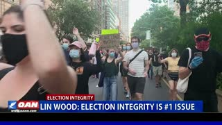 Lin Wood: Election integrity is #1 issue