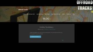 Offroad Tracks Offroad Tracks Website