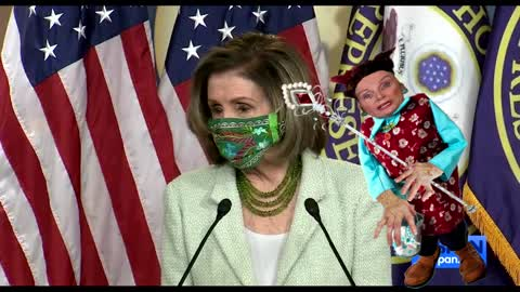 Nancy Pelosi Tells Us About Big, Dark, Special Interest Money