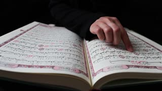 Coran reading