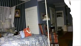 Missouri Paranormal Association - Walnut Street Inn - Good, bright spirit orb
