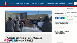 Pastor James Coates Canada