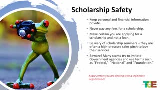 Scholarships and Where to Find Them