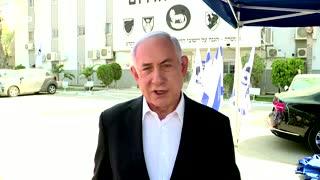 Netanyahu says Israel stepping up Gaza strikes