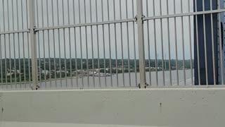 Braga bridge traveling North