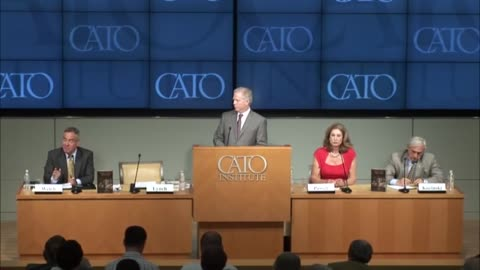 Sidney Powell Delivers Speech at Cato Institute