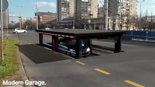 Modern Garage Cro