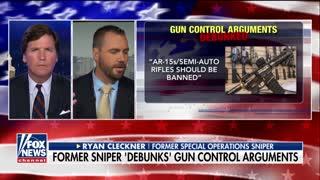 Common arguments for gun control, shot down