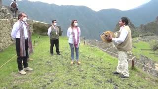 """Perú reabrirá """"homologado y seguro"""" para el turismo"""