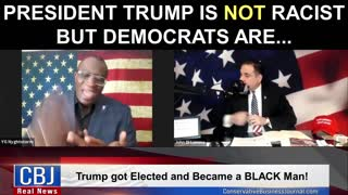 President Donald Trump is NOT RACIST and has NEVER BEEN!