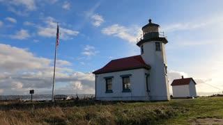 Point Robinson Lighthouse Vashon