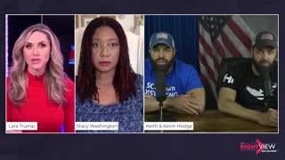 The Right View with Lara Trump, The Hodge Twins, and Stacy Washington