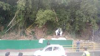 Encuentran cadáver de un hombre con múltiples heridas de arma blanca en Bucaramanga