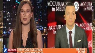 Tipping Point - Adam Guilette on Teen Vogue's Anti-Americanism