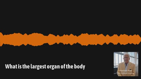 What is the largest organ of the body?