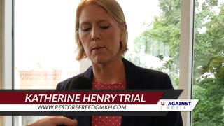 Constitutional Attorney Katherine Henry Court Trial