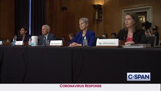 Rand Paul Confronts Fauci About Gain of Function Research