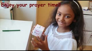 Prayer dice - Craft