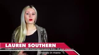 Lauren Southern Perchè non sono una femminista