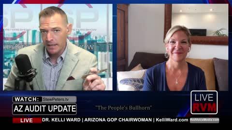 "AZ GOP Chairwoman, Dr. Kelli Ward - ""Tyranny Raising Its Ugly Head"" | Stew Peters EXCLUSIVE"