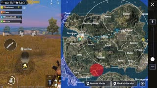 Gang Riding Motorcycle To Win Pubg Fight game