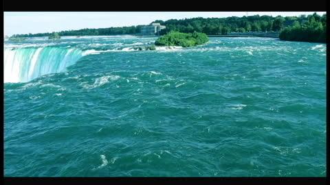 Niagra river power