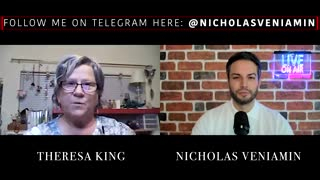 THERESA KING CHANNELER DISCUSSES INTEL FROM GUIDES / ANGELS WITH NICHOLAS VENIAMIN
