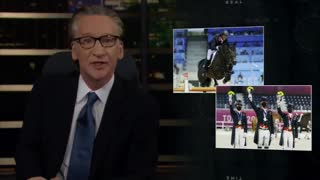Bill Maher's Hilarious Take On Woke Olympic Cancel Culture