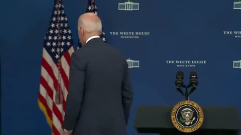 Joe Biden Refuse To Answer Questions