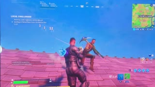 Fortnite montage + victory royale