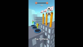 Jump Dunk 3D Voodoo Android Gameplay 2020