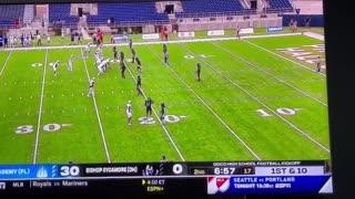 ESPEN broadcast a high school football game