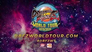 Dragon Ball FighterZ - 2019 2020 World Tour Teaser Trailer