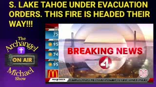 BREAKING NEWS: 🔥 FIRE EVACUATION ORDERS GIVEN