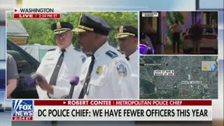 DC Police Chief Says Marijuana Is Connected To Crime