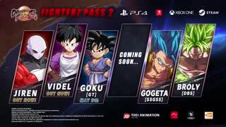 Dragon Ball FighterZ - Goku Gameplay Trailer
