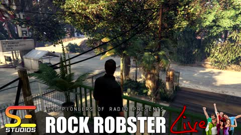 ROBSTER LIVE PODCAST - Episode #7