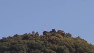 Real UFO over Reutlingen, Germany?
