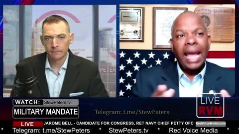 Military Jab Mandate Ignites Fiery Response From Veteran, U.S. Congressional Candidate